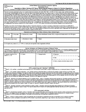epa form 3540-16 - Edit Online, Fill Out & Download Business Forms ...