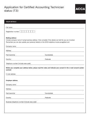blank job application form technician fill online printable