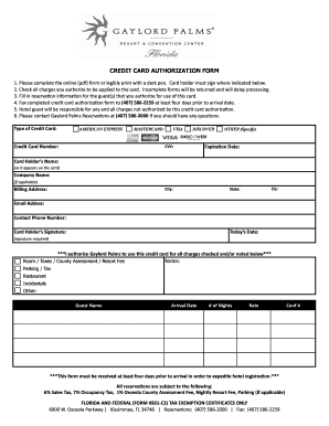 credit card authorization form ny - anuvrat.info