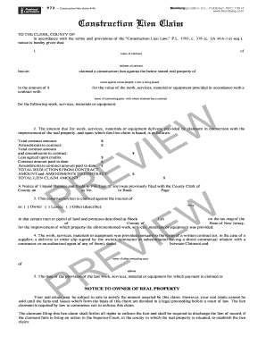 Notice To Owner Of Real Property Blumberg Legal Forms Online Fill - Printable legal forms online