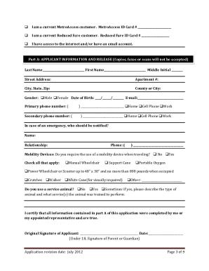 standard job application form Templates - Fillable & Printable ...