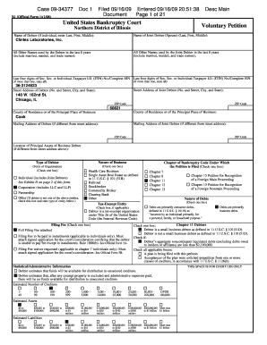 Bestcase Software Fillable Bankruptcy Form B4 - Fill Online ...