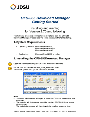 ofs 355 download manager form