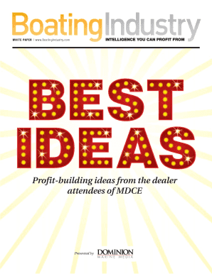 Profit-building ideas from the dealer attendees of MDCE