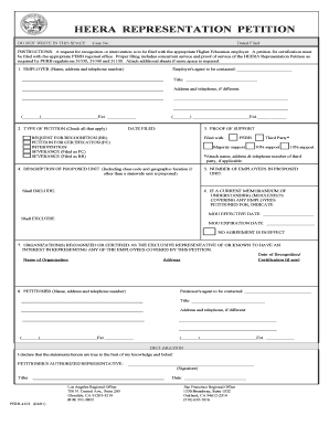 letter of exclusive representation - Edit & Fill Out, Download ...