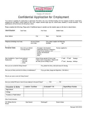 krispy kreme order form Krispy Order Form - Fill Online, Printable, Fillable, Blank | PDFfiller
