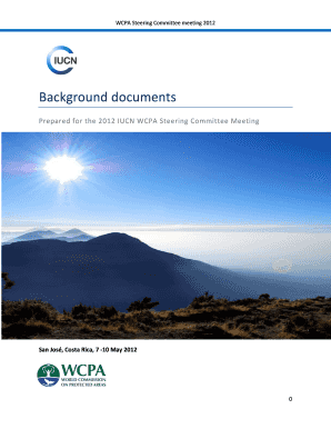 Project proposal form - IUCN - cmsdata iucn