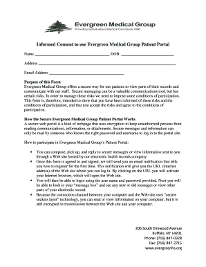 18 Printable informed consent form pdf Templates - Fillable