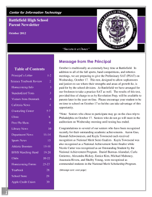 6693787 Table Of Contents Newsletter Template on for assignment, for students, tabulated grade sheet, ms word, for business plan, avery 10 tab,