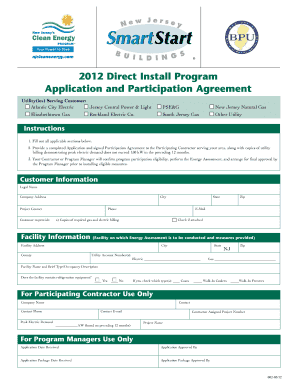 Picaxe alarm system fill online printable fillable blank 2012 direct install program application and participation agreement sciox Images