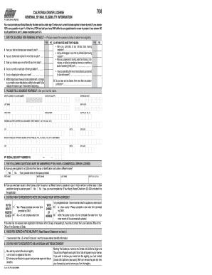 Ca Dmv Id Renewal Form - Fill Online, Printable, Fillable, Blank ...