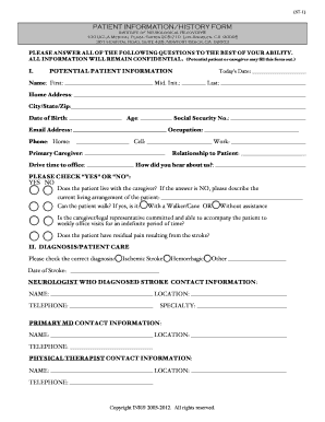 11 Printable Sponsorship Proposal Template Doc Forms Fillable