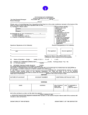 Sbh Internet Banking Application Form Pdf