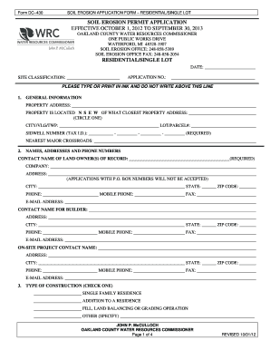 City Of Troy Building Permit Application