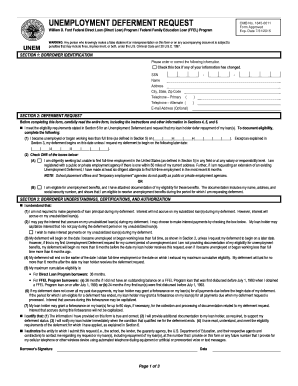 fillable department education general forbearance form ifap