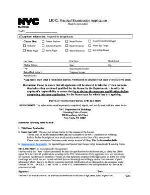 2013 Form Ny Lic42 Fill Online Printable Fillable Blank