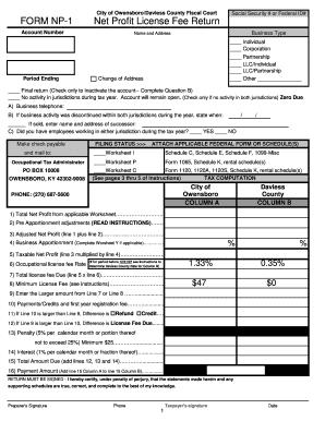 Citi Of Owensboro Property Tax