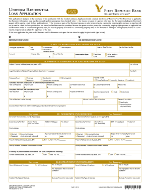 6941503  Uniform Residential Loan Application Pdf on new enhancements, freddie mac form, example completed, rural development, sample data, clip art, already filled,