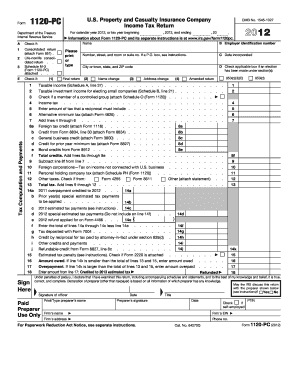 1120 pc 2012  form