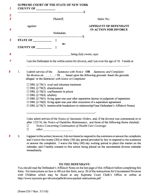 2013-2017 Form NY UD-7 Fill Online, Printable, Fillable, Blank ...