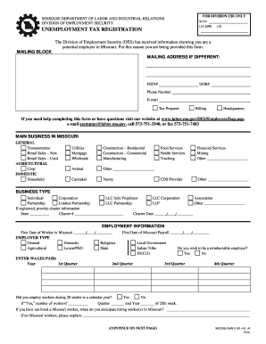 2014-2017 Form MO 2699-5 Fill Online, Printable, Fillable, Blank ...