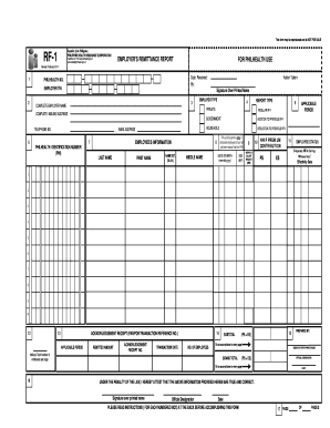 2014 2018 form ph rf 1 fill online printable fillable blank preview of sample form rf1 related content philhealth yadclub Image collections