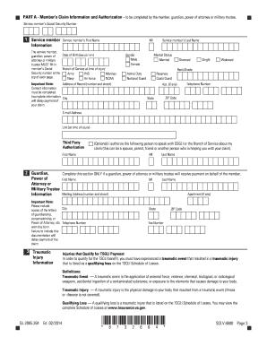2014-2017 Form USCG SGLV 8600 Fill Online, Printable, Fillable ...