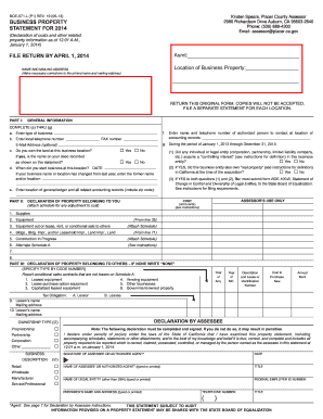 2015-2017 Form CA BOE-571-L (P1) Fill Online, Printable, Fillable ...