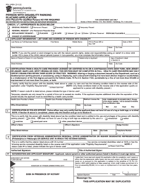2013-2017 PA form MV-145A Fill Online, Printable, Fillable, Blank ...