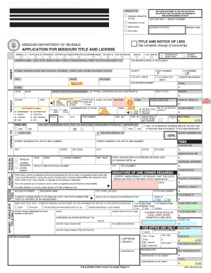 2013-2017 Form MO DOR-108 Fill Online, Printable, Fillable, Blank ...