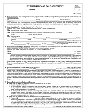 Online Application For Own Request Transfer Form · Contract For The Purchase  And Sale ...