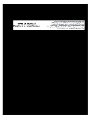 2015-2017 Form MI DHS-18 Fill Online, Printable, Fillable, Blank ...
