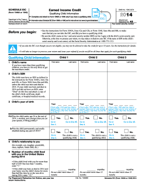 Eic Worksheet 2015 - 28 templates - Search Results For 2015 1040 ...