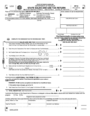 retail sales tax exemption form