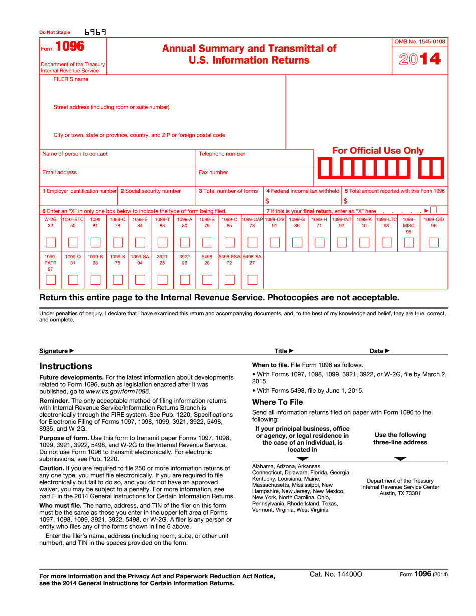 Complete Templates Electronically