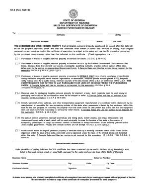 DOR: Sales Tax Forms - IN.gov