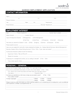 2014 2018 form sodexo employment application fill online printable sodexo employment application form versions thecheapjerseys
