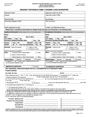2013-2017 Form USDA RD 1980-21 Fill Online, Printable, Fillable ...