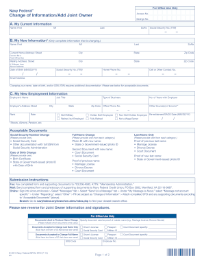 2014-2017 Form Navy NFCU 97CI Fill Online, Printable, Fillable ...