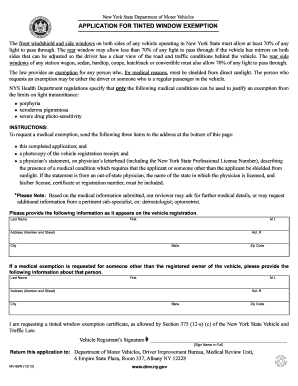 2012-2017 Form NY MV-80W Fill Online, Printable, Fillable, Blank ...