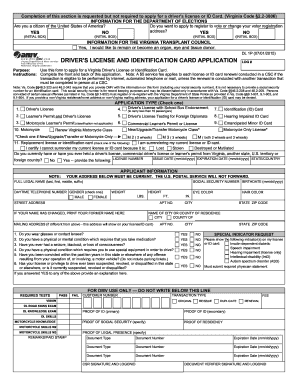 Virginia Motor Vehicle Bill Of Sale Form Templates - Fillable ...