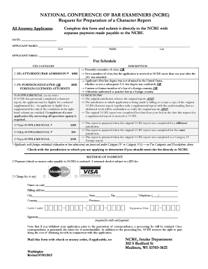 2014 WA NCBE Payment Form Fill Online, Printable, Fillable