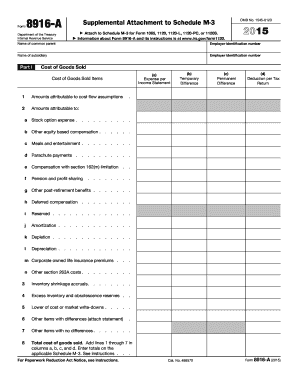 form 8916 a 2015