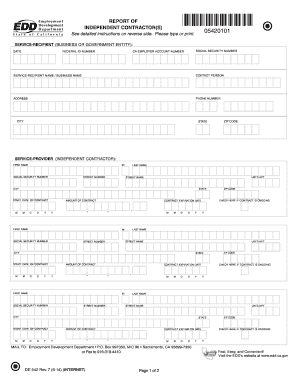 1099 form independent contractor Templates - Fillable & Printable ...