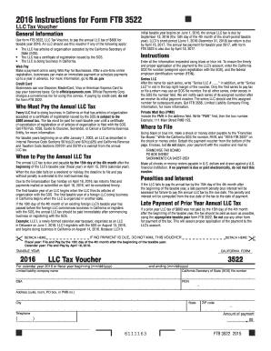 2017 Form CA FTB 3522 Fill Online, Printable, Fillable, Blank ...