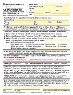 Editable Hipaa release form california - Fill Out & Print PDF Forms
