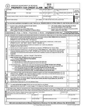 Mo Ptc - Fill Online, Printable, Fillable, Blank | PDFfiller