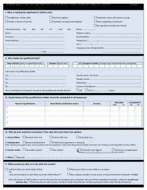 6965641 - Saqa Application Form 2019 Pdf Download