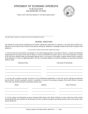 illinois victim impact statement form