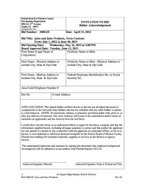 60192789 Telework Application Form on